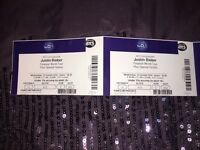 Justin Bieber tickets London o2 arena