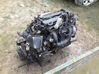 Ford 2 litre zetec black top engine and gearbox complete escort fiesta ka Orion Capri 100e Anglia