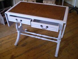 Vintage Desk with foldable sides