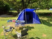 Hi Gear Windermere 5 Tent 5 Person USED ONCE