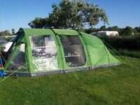 Hi Gear Sedona 6 man Tent Bargain ideal first Tent easy to erect.