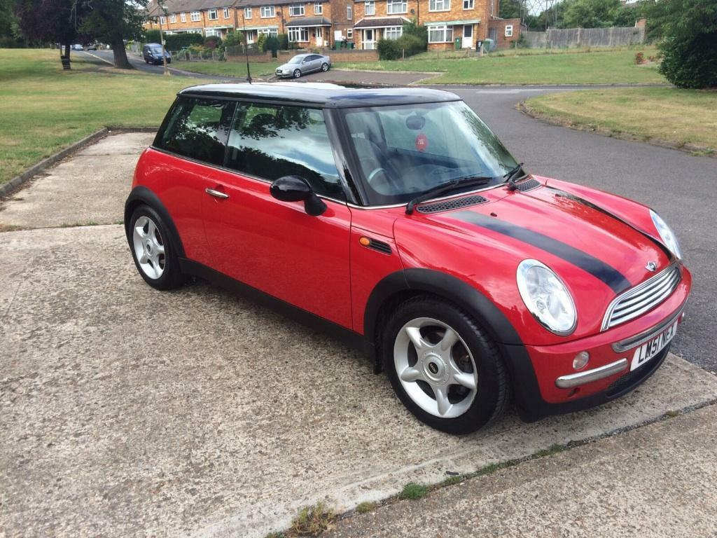 mini cooper 1 6 chilli red in watford hertfordshire gumtree. Black Bedroom Furniture Sets. Home Design Ideas