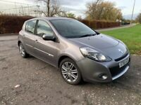2011 Renautl Clio 1.5 dci 5dr Tim tom Diesel Mot December 2021 £20 Road tex