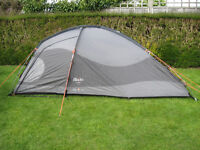 Blacks Constellation Series II tent, 1 - 2 person, used for one weekend only