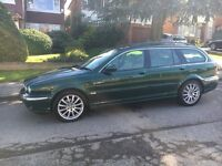 Jaguar X-TAPE- 2004 Model-DIESEL-estate