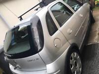 20041.2L SilverCorsa 5 Door Hatchback