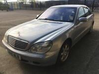 Mercedes S Class S320 Auto, Fully Loaded