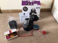 NESCAFE Dolce Gusto Melody 3 Coffee Machine Black plus 3x liquid descaler