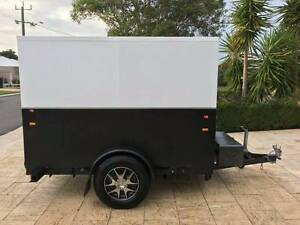 High Quality Custom Made Box Trailer 8 X 5 Dianella Stirling Area Preview