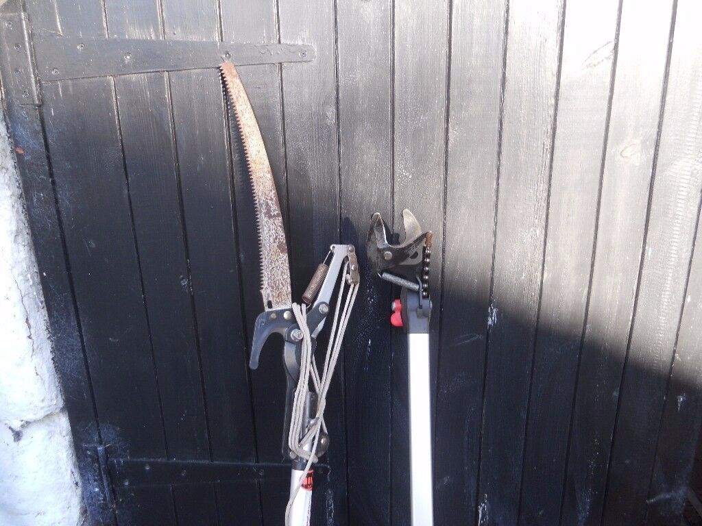 Tree Branch Pruning tools.With extending handles
