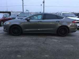 2014 Ford Fusion SE (Colored Touch Screen, Back Up Camera, FWD) Edmonton Edmonton Area image 9