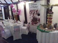 Catering, Bar & Venue decoration with full service given by Delicious of Wantage!