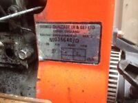 Qualcast Suffolk Punch Cylinder Lamnmower For Sale