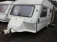 ace courier 5 berth