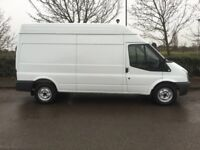 Man&Van hire. Valuables transported with care.