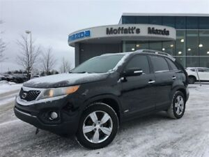 2013 Kia Sorento AWD 3.5L V6 - LOW KMS - PERFECT FAMILY SUV