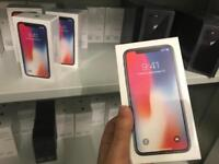 Iphone X/10 64gb o2/giffgaff/tesco