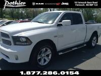 2015 Ram 1500 Sport | SAT RADIO | RUN BOARDS | TONNEAU | TOW PKG