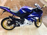 2010 Yamaha yzf r125 for sale great condition.