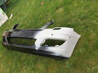 Mercedes Vito front facrlift bumper