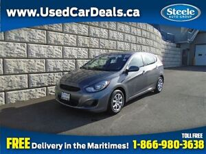2014 Hyundai Accent GL 1.6L Air Fully Equipped Cruise
