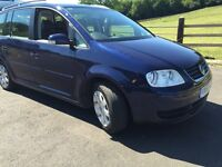 VW Touran,7seater, Leather, DSG