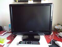 "Toshiba 19"" TV"