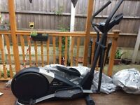 Hardly ever used cross trainer