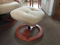 JSL swivel chair and stool
