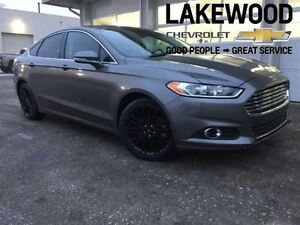 2014 Ford Fusion SE (Colored Touch Screen, Back Up Camera, FWD) Edmonton Edmonton Area image 1