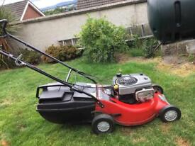 Rover 560 model petrol lawnmower