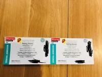 Rolling Stones Tickets x2