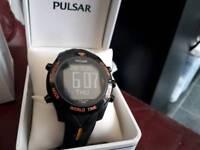 Pulsar Digital Watch REP £80!!!!!!!!