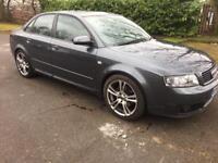 Audi A4 sport 1.9tdi