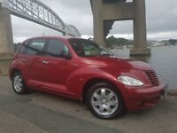 Chrysler PT Cruiser Touring Hatch 2006(12m Mot,Only 54,000miles,Great Runner)