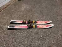 Hot line pair water ski's adult mono speed boat wake waters port