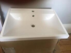 Bathroom sink basin brand new