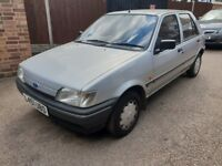 94(L) Fiesta 1.1 Freestyle 5dr, 26000 miles, Demo + 1 owner