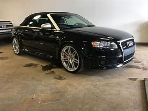 2008 Audi RS 4 RS4 Convertible 420hp