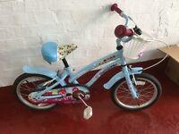 Appolo cherry lane cruiser children's bike.