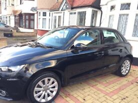 2013 Audi A1, TFSI, Black