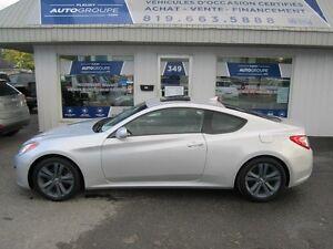 2011 Hyundai Coupé Genesis coupe 2.0 t