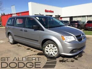 2015 Dodge Grand Caravan SE | STOW N'GO | ONE OWNER | ACCIDENT F