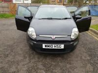 2010 Fiat Punto Evo 1.4 8v Active 5dr Manual @07445775115 6 Months Warranty Included