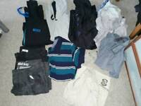 Mens xl bundle of clothes 38 w 32leg