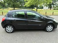 2006 Renault Clio 1.1 16v Expression 5dr Optional 3 Months Warranty 1 Lady Owner From New