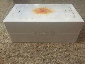 Iphone SE unlocked sealed