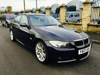 BMW 3 SERIES 2.0 318d M Sport 177 bhp 4dr Low miles Swap Px welcome