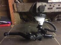 New front brake unit