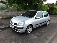 2006 Renault Clio - £20 Road Tax - Very low mileage 67,000 miles